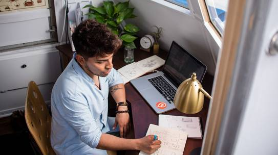 4 Working from Home Tips for Staying Productive